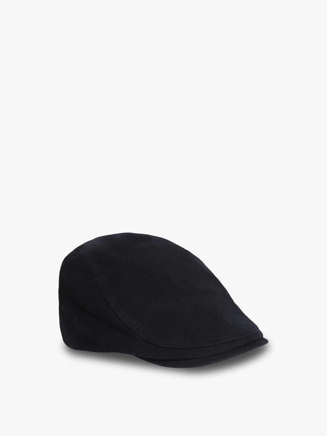 WORNAR Moleskin Flat Cap