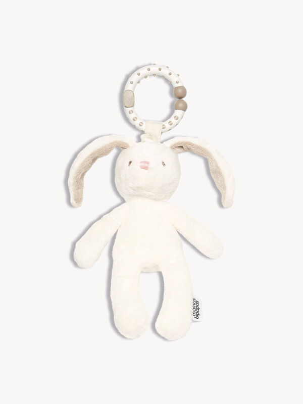 Jitter Bunny Travel Toy