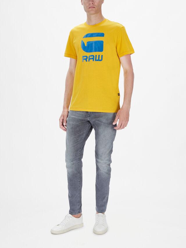 Flock Hamburger Logo T-shirt