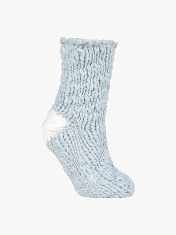 Hand Knit Soft Home Socks