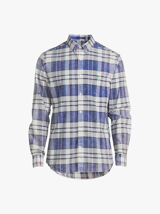 Bold Checked Regular Shirt
