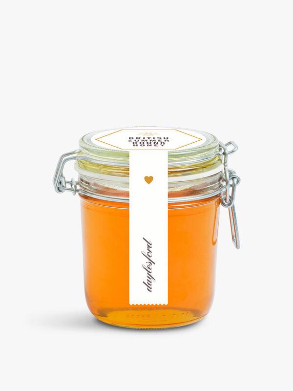 Organic Summer Chunk Honey 227g