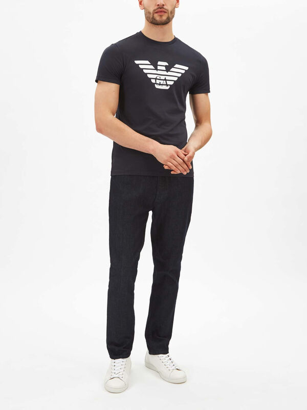J38 Embroidered Jeans