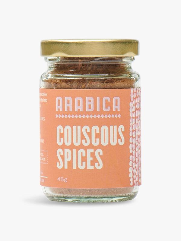 Couscous Spices 45g