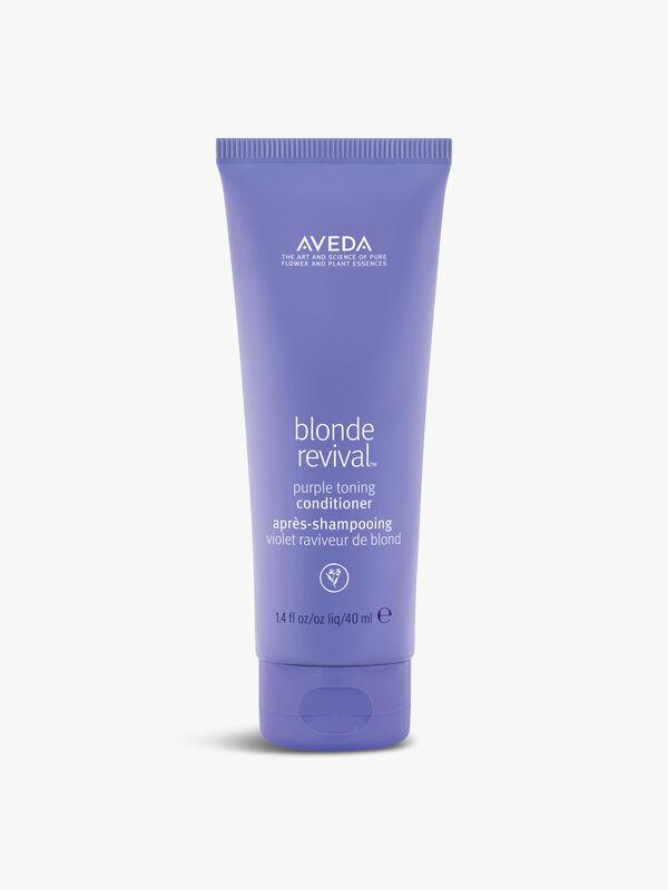 Blonde Revival Purple Toning Conditioner 40ml