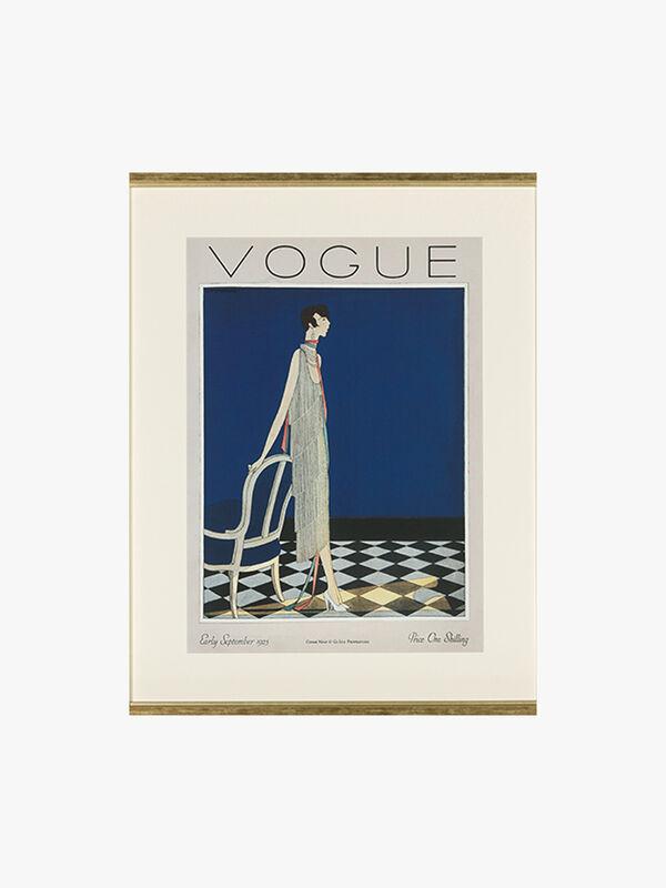 Vogue September 1925 Print