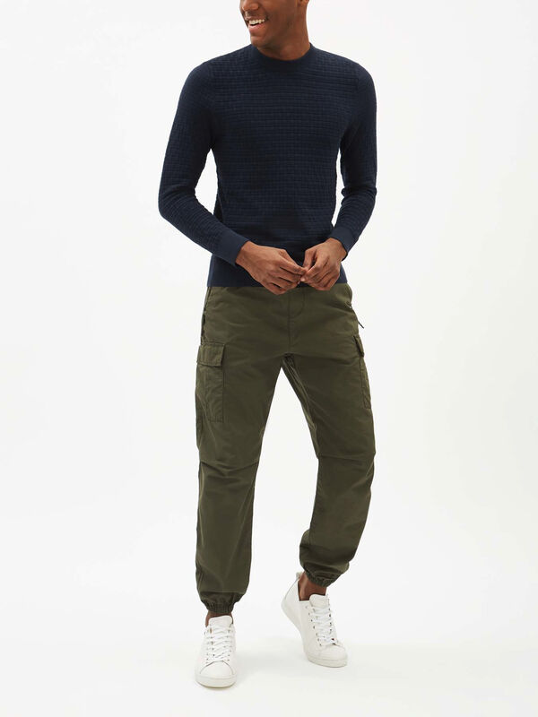 Arthur Mini Structure Jumper