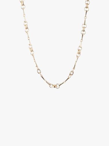 "16""  Bit Collar Necklace"