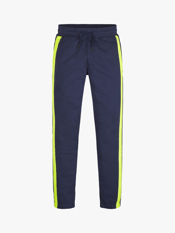 Neon Tape Sweatpants