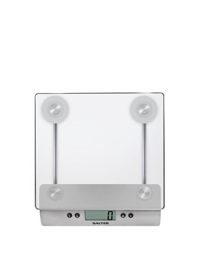 Aquatronic Glass Electronic Digital Kitchen Scales