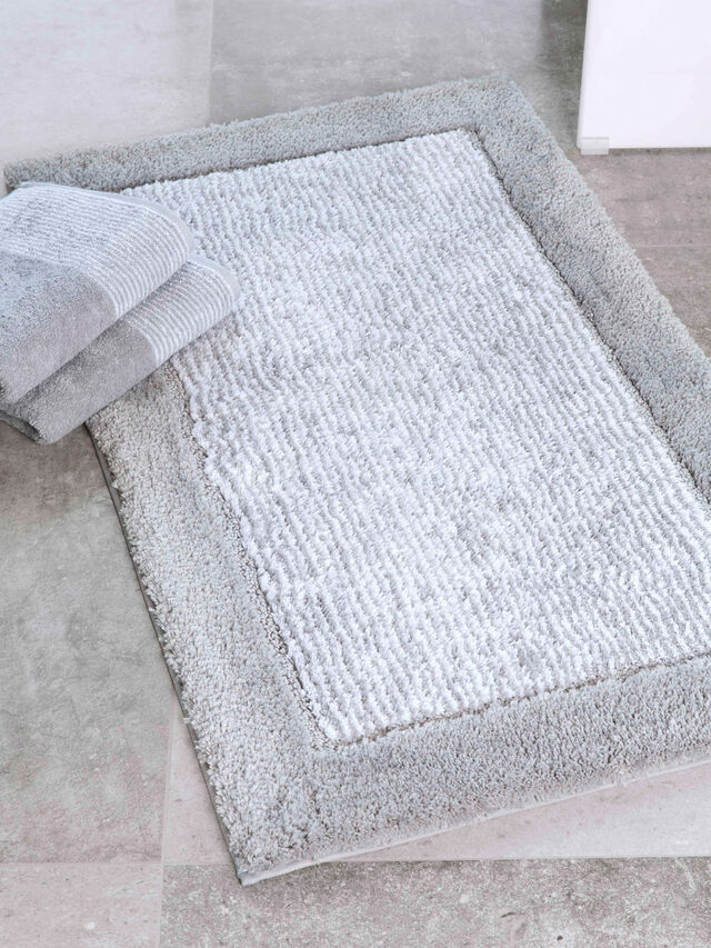 Two Tone Edge Guest Towel