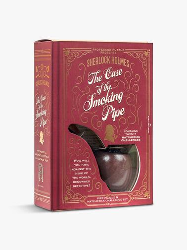 Sherlock The Case of the Smoking Pipe