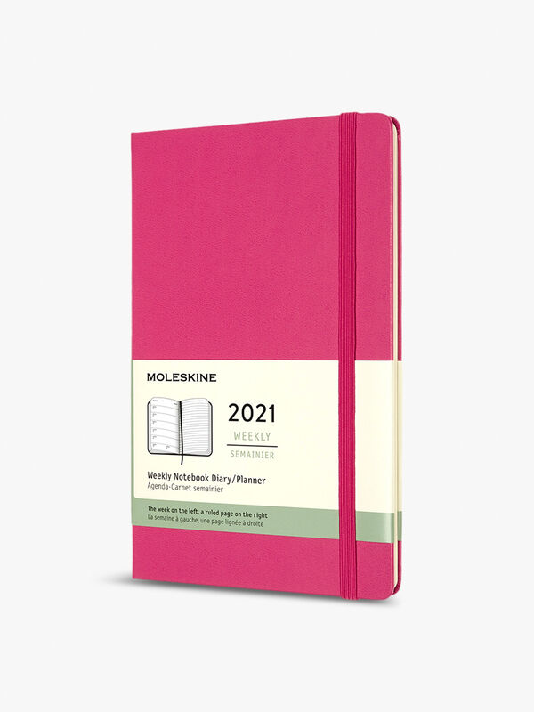 Large Hard Cover Diary