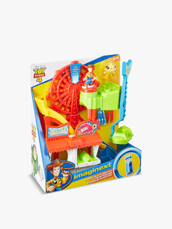 Imaginext Carnival Playset
