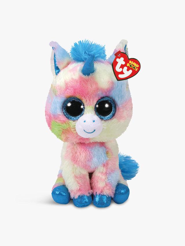 Blitz Blue Unicorn Boo Medium