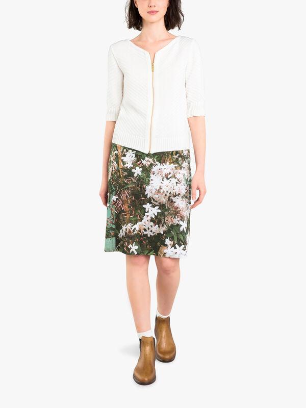 Sharon knee length skirt