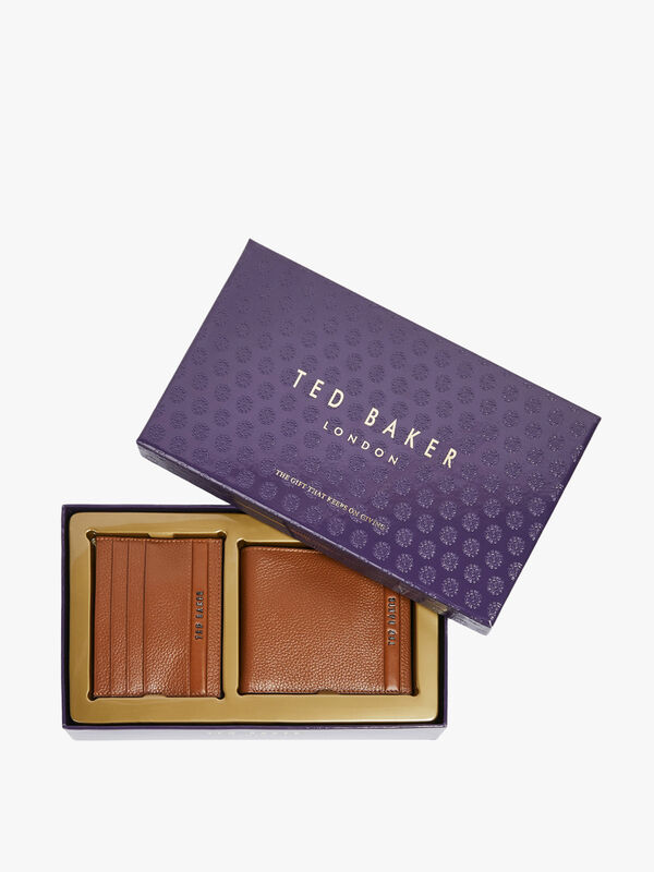 STREETY Wallet And Cardholder Giftset