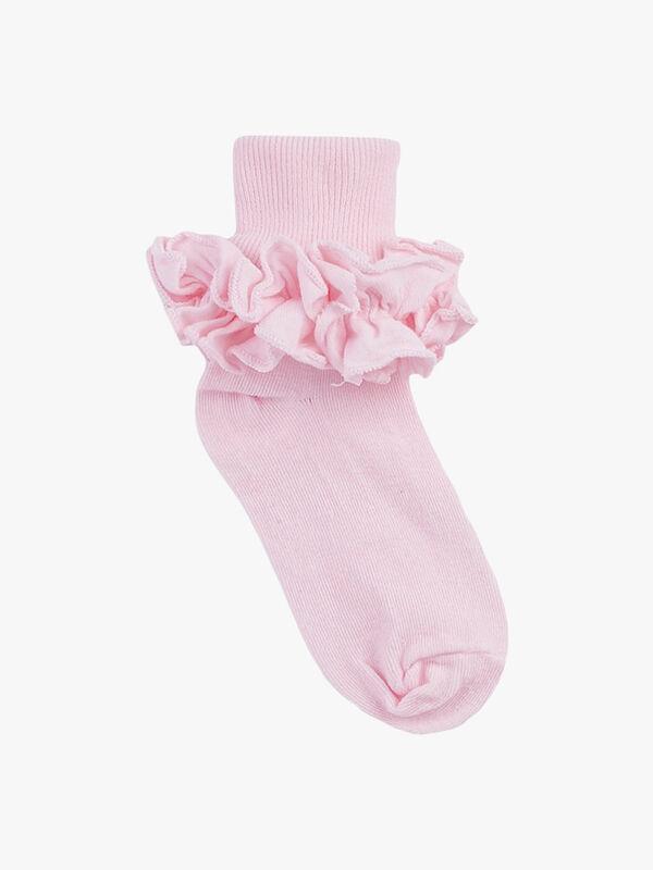 Ruffle Frill Socks