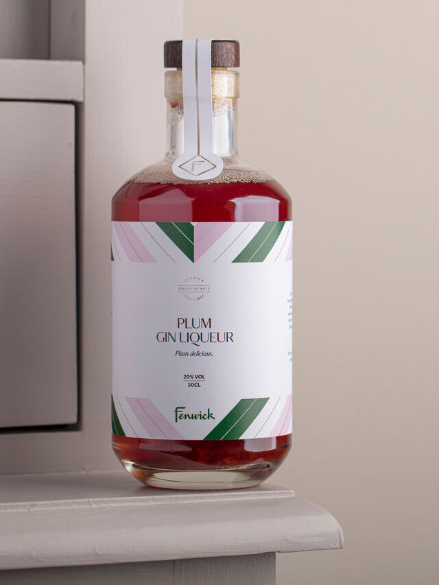 Victoria Plum Gin Liqueur 5cl