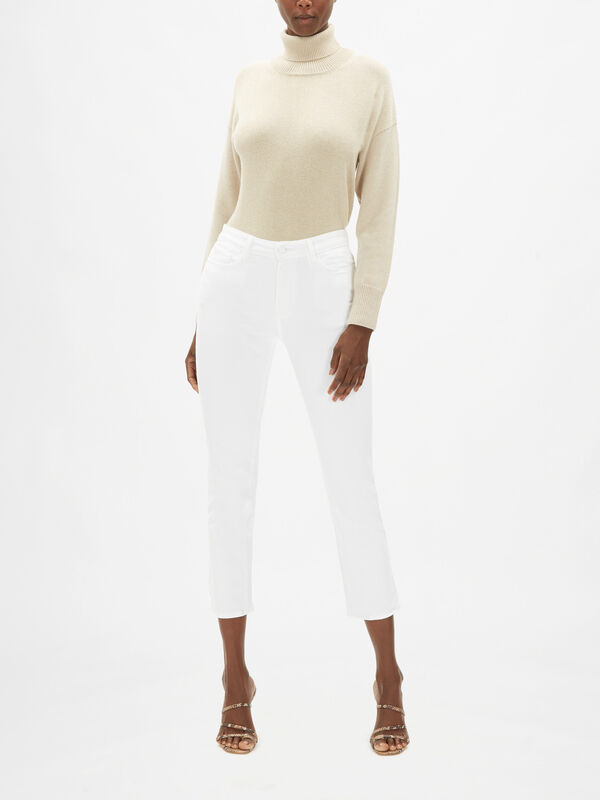 Hoxton Straight Ankle Jeans