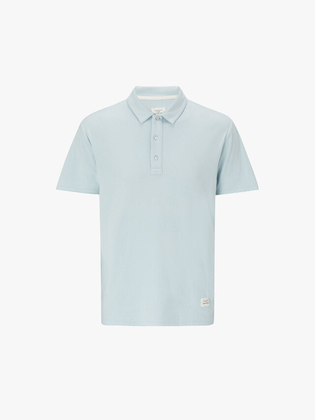 Standard Issue Double Knit Polo Shirt