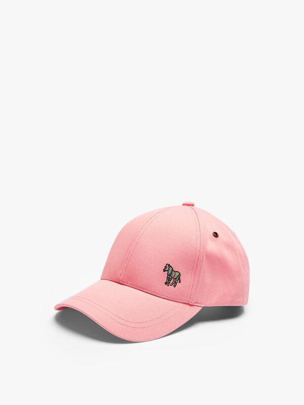 Baseball Zebra Cap