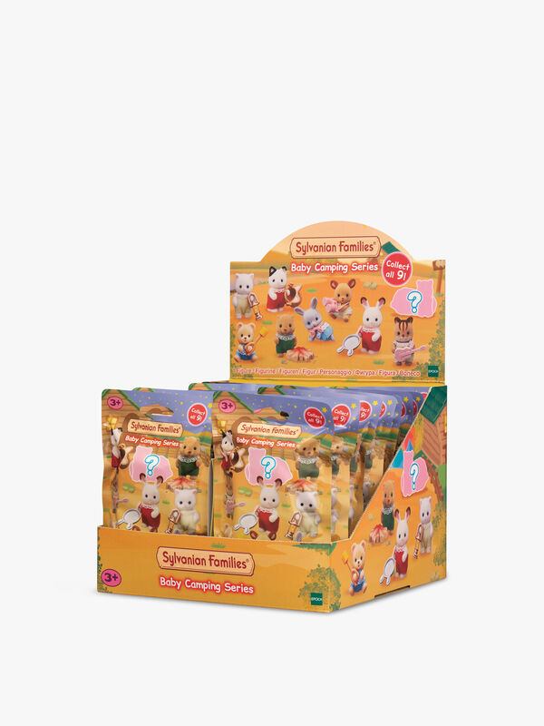 Baby Camping Series - Single Pack