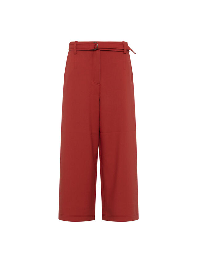 Audeta Whisper Ruth Cropped Trouser
