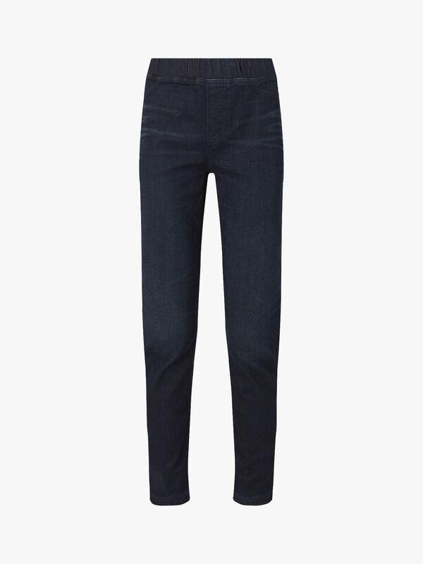Organic Cotton Jean Leggings