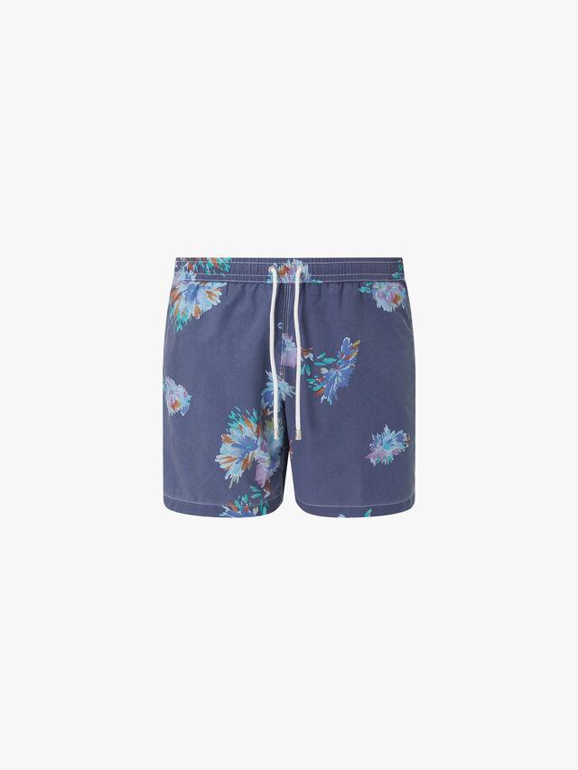 Flowers Swim Shorts