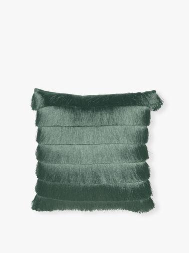 Fringed Cushion