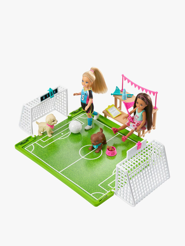 Chelsea Soccer Playset