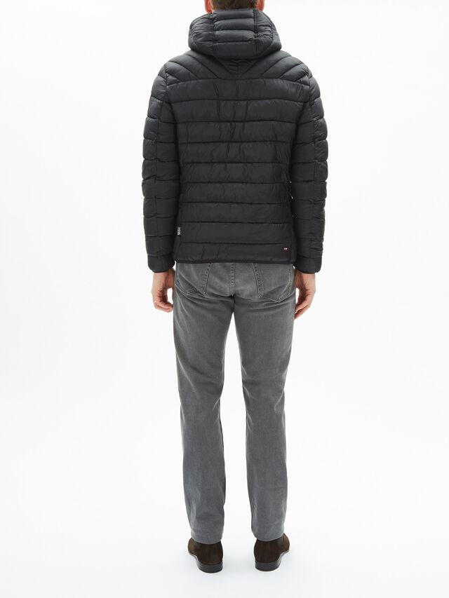 Aerons Hooded Puffer Jacket
