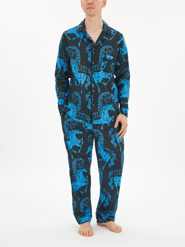 Caballo Print Pyjama Trousers