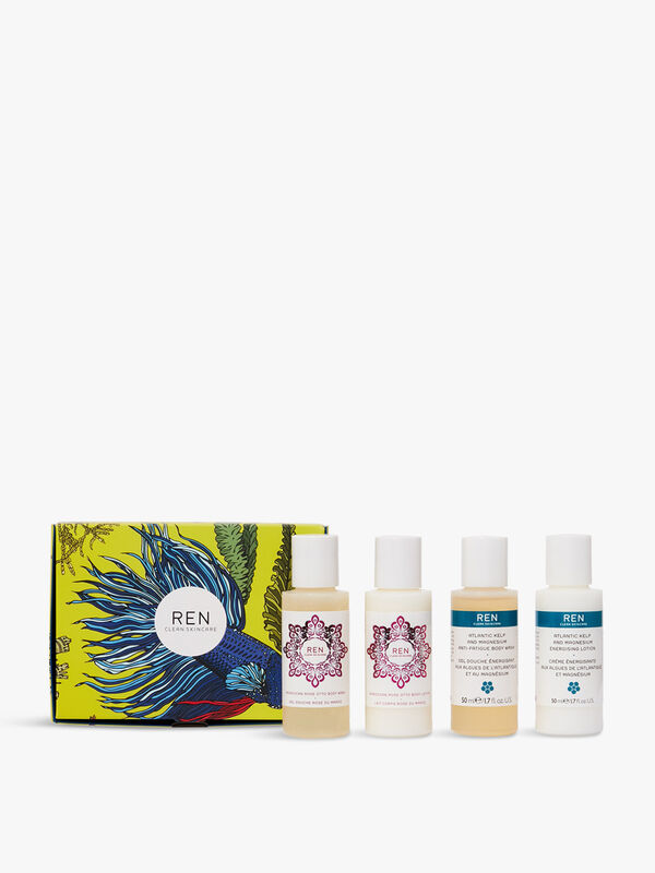 Mini Body Care Favourites Gift Set