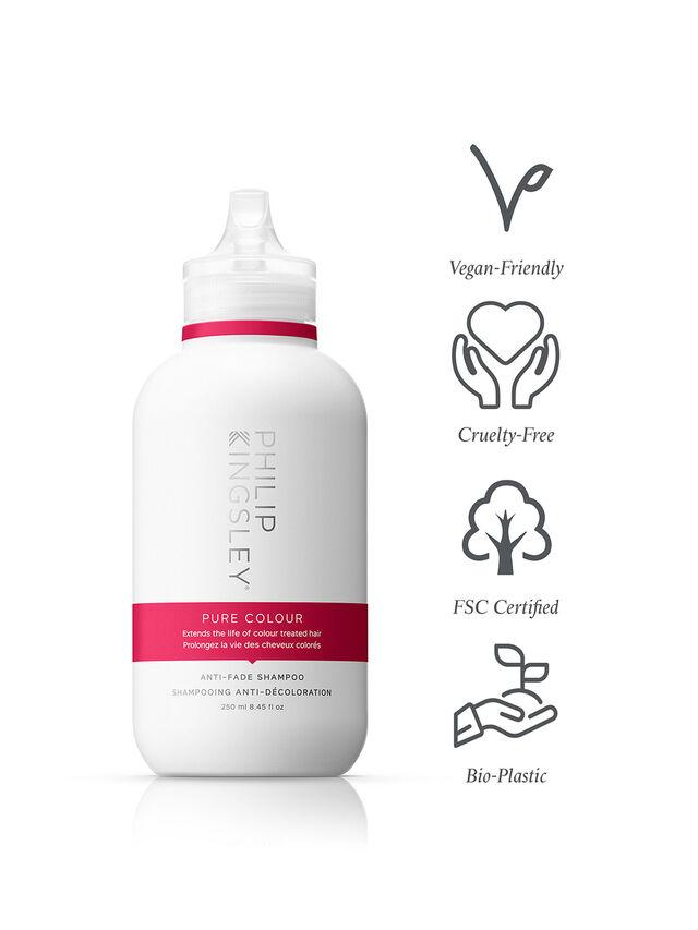 Pure Colour Anti Fade Shampoo 250ml