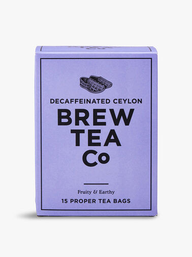 Decaffeinated Ceylon 15 Tea Bags