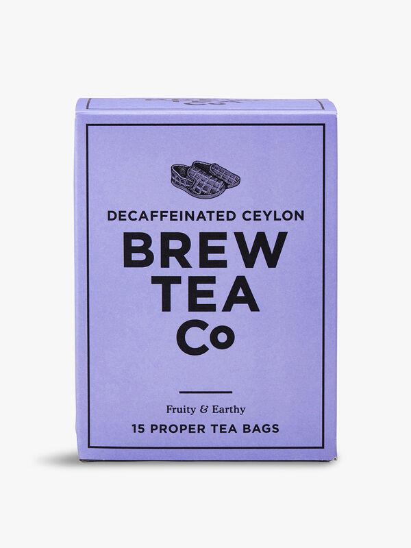 Decaffeinated Ceylon 15 Tea Bags