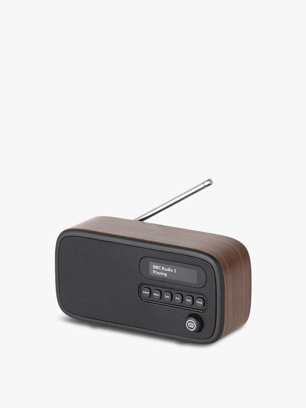 Dexter Portable DAB FM Radio