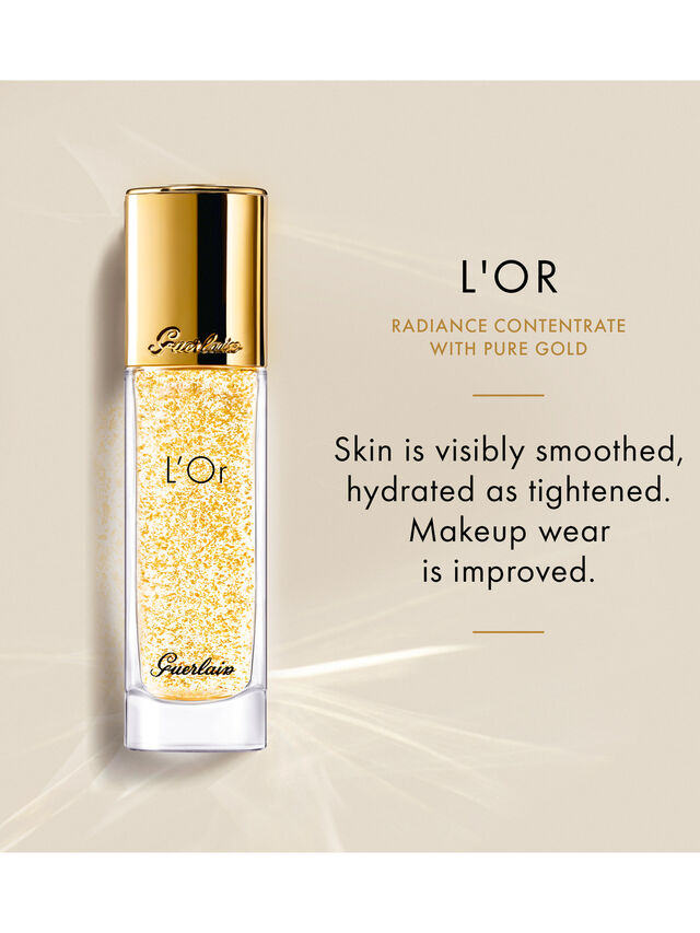 L'Or Radiance Concentrate with Pure Gold