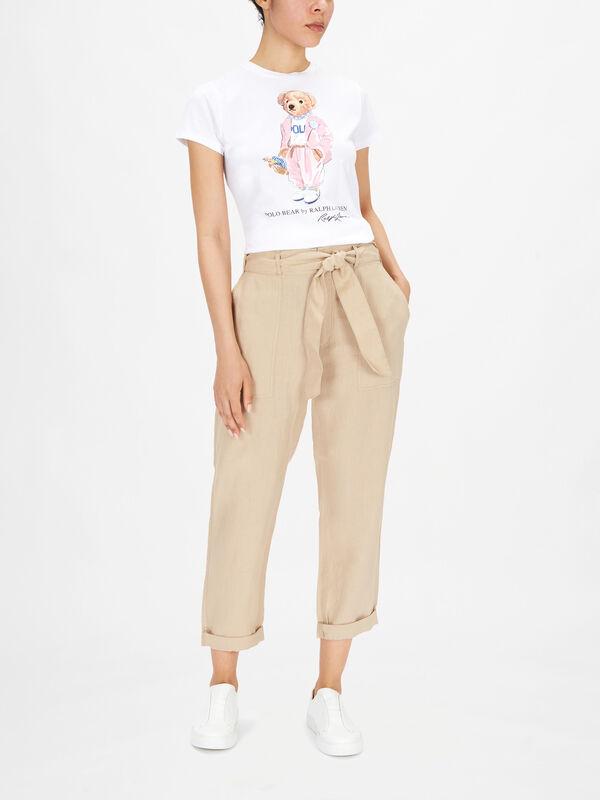 Keilani Linen Trouser
