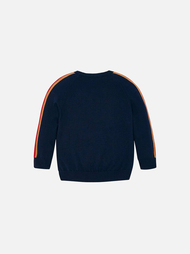 Car Knitted Jumper