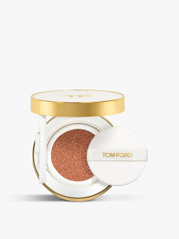 Soleil Glow Tone Up Foundation Hydrating Cushion Compact