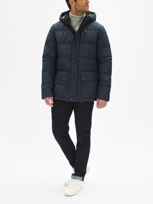 Entice Quilted Jacket