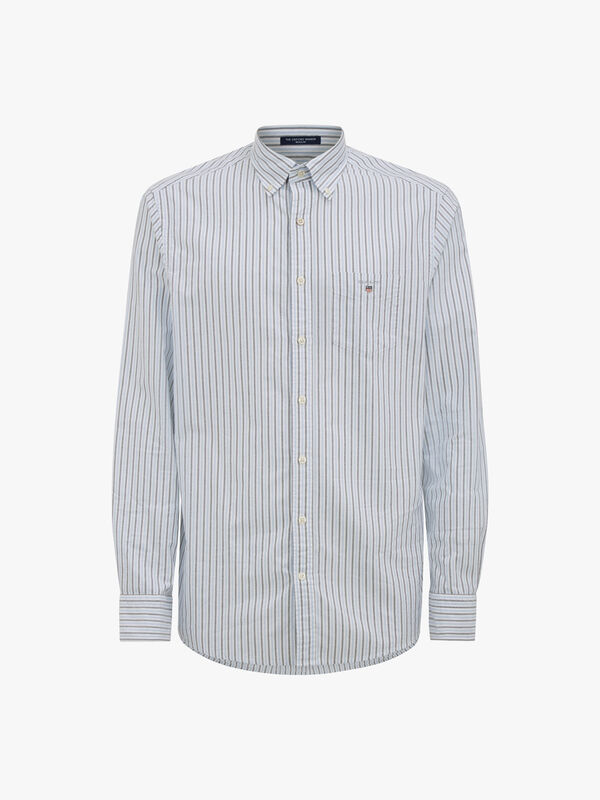 Oxford 2 Colour Shirt