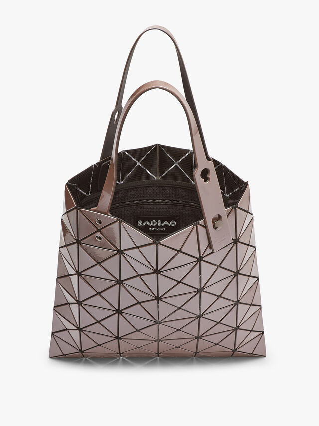 Lucent Metalic Tote
