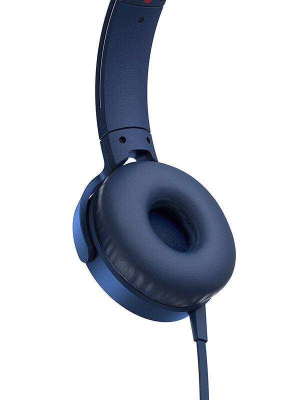 Mini Headband Headphones MDRXB550APB