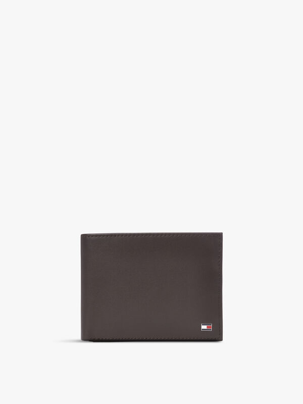 Eton Leather Coin And Card Holder