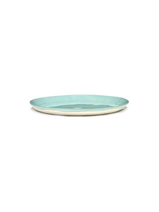 Large Feast Plate Set of 2