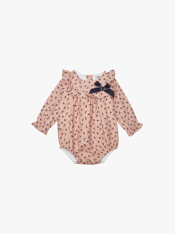 Dragonfly Baby Grow